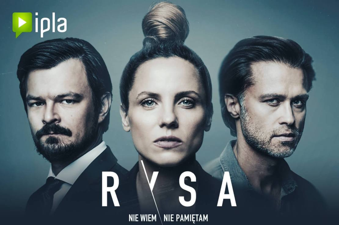 """Serial kryminalny """"Rysa"""" na IPLA (2021)"""