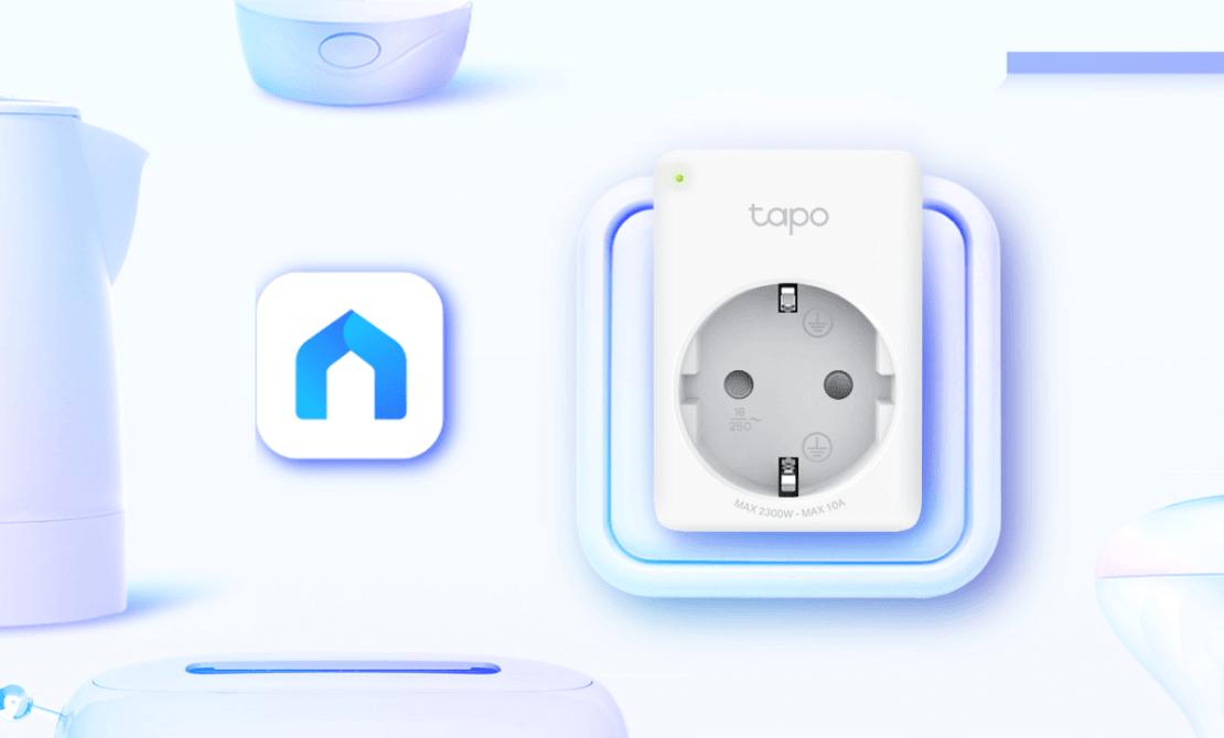 Gniazdko Tapo P100 – mini Smart Plug Wi-Fi od TP-Link