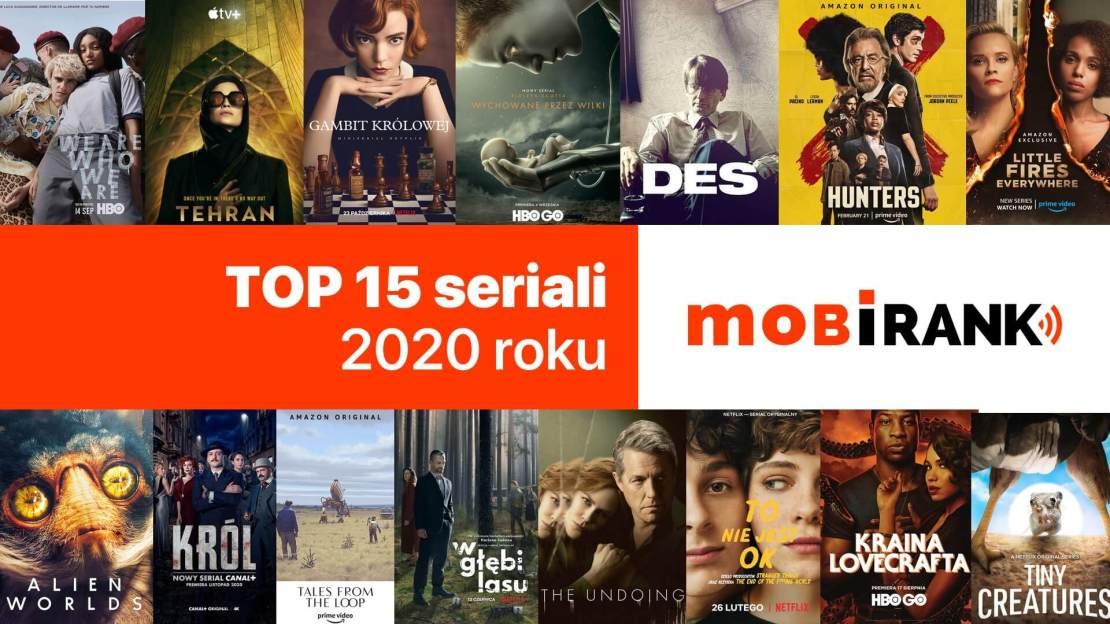 TOP 15 premierowych seriali 2020 roku