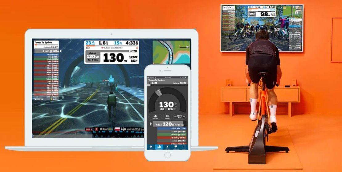 Zwift – aplikacja do treningów i rywalizacji sportowej