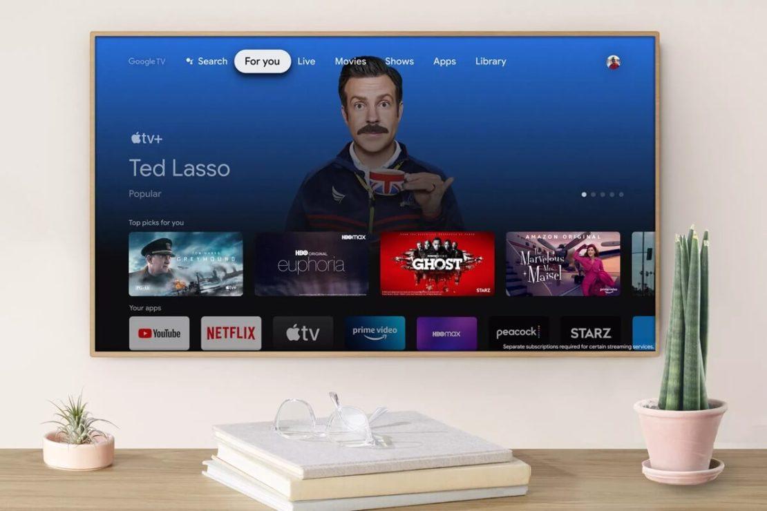 Apple TV+ na urządzeniach z systemem Google TV