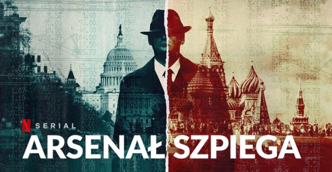 Arsenał szpiega (Netflix) Spycraft