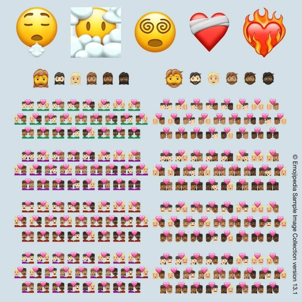 Nowe Emoji pod iOS 14.5