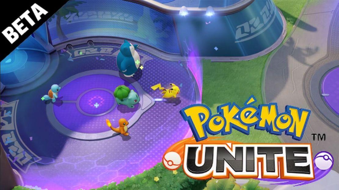 Pokémon UNITE beta (Android)