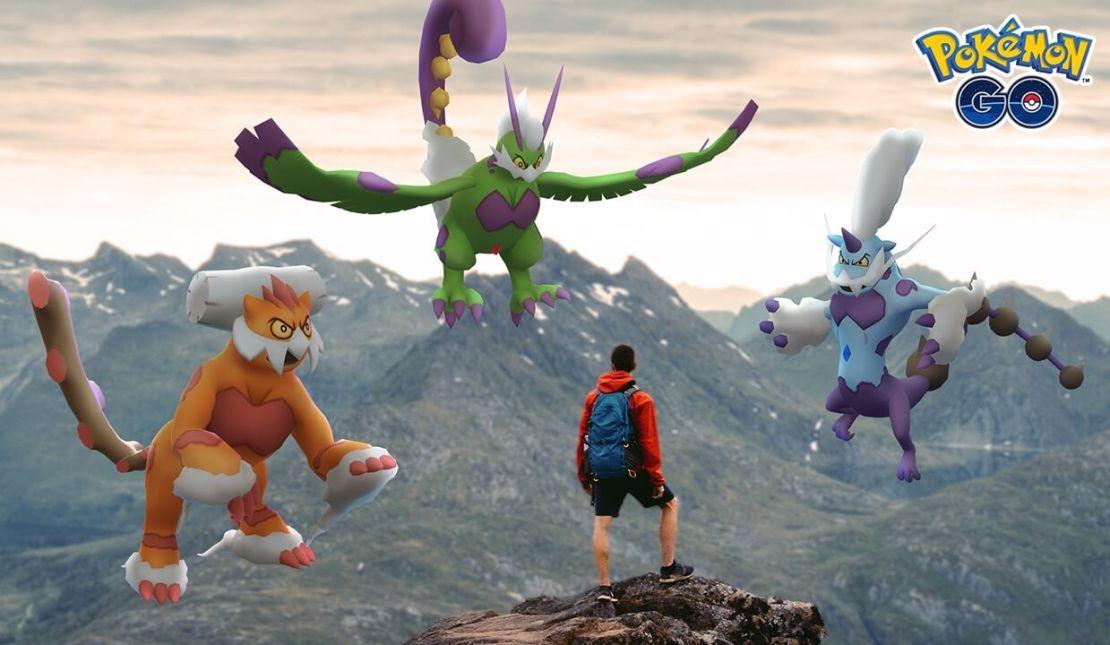 Sezon na rajdy z legendarnymi pokemonami rozpoczęty!