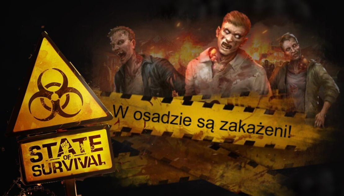 Gra mobilna: State of Survival: Zombie War