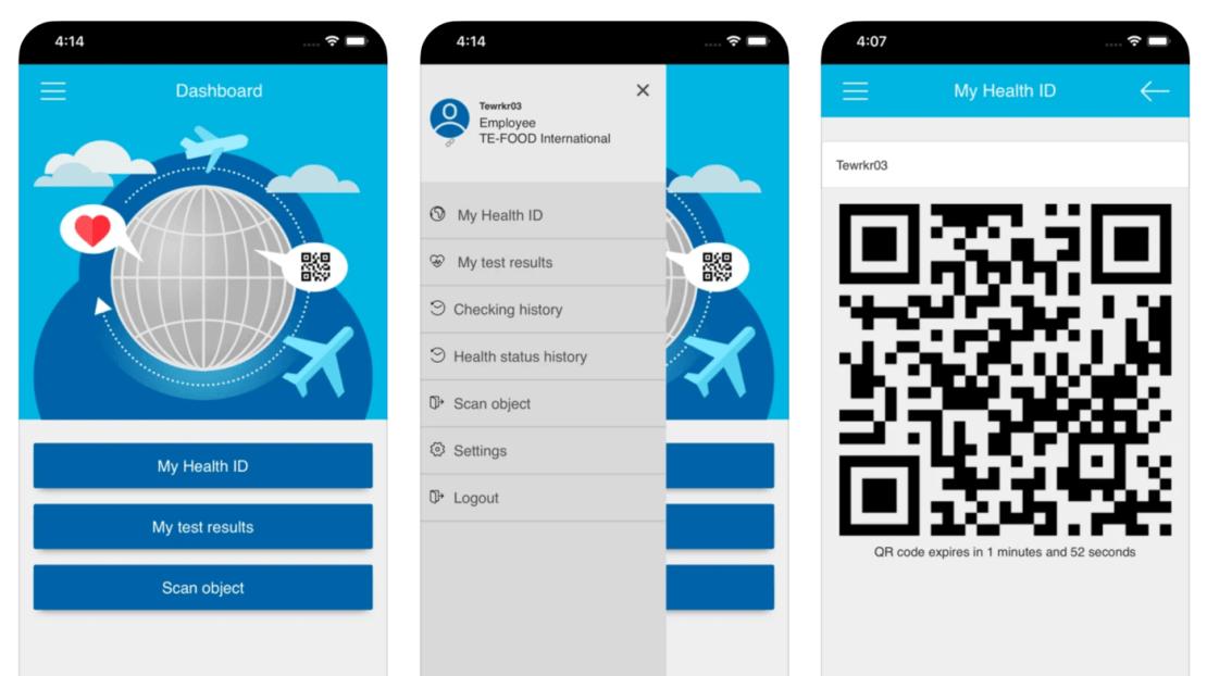 Aplikacja mobilna TrustOne (iOS/Android)