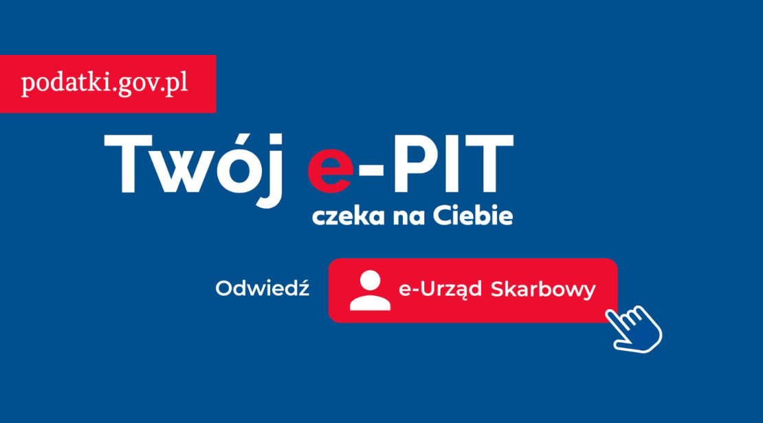 Twój e-PIT w usłudze e-Urząd Skarbowy od 15 lutego 2021 r.