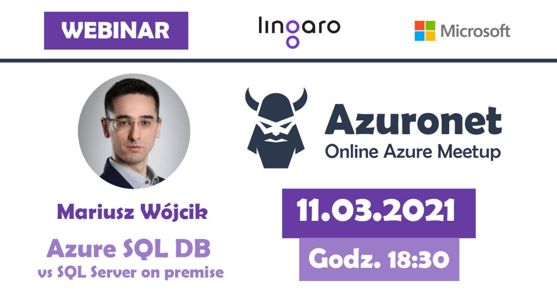 Azuronet - Online Azure Meetup #20
