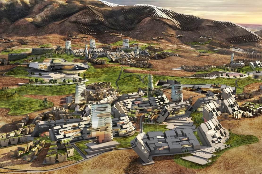Blockchains LLC Smart City Nevada concept