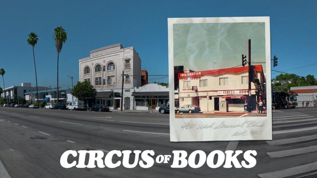 "Film dokumentalny ""Circus of Books"" (Netflix)"