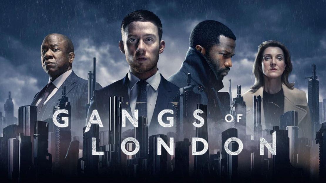 "Serial ""Gangi Londynu"" (""Gangs of London"")"