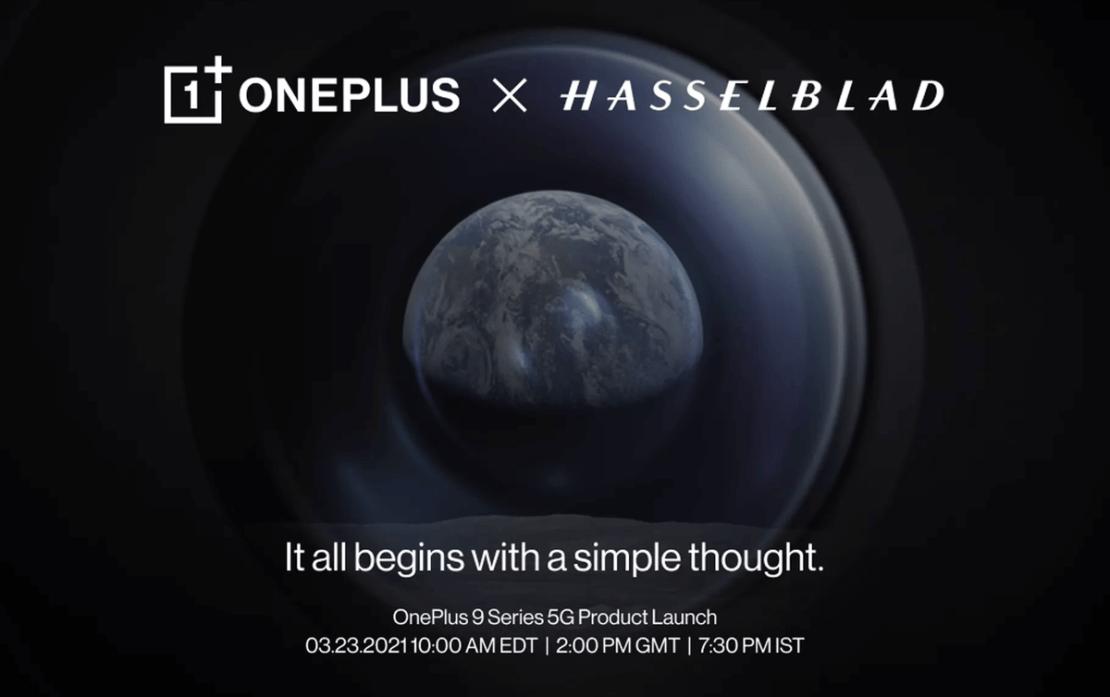 OnePlus x Hasselblad - współpraca OnePlus 9