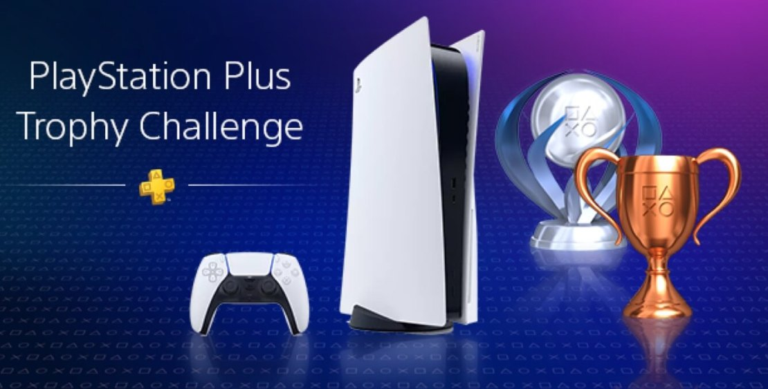 Marzec 2021: PlayStation Plus Trophy Challenge