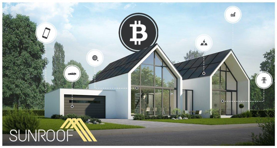 Sunroof - dachy solarne za bitcoiny