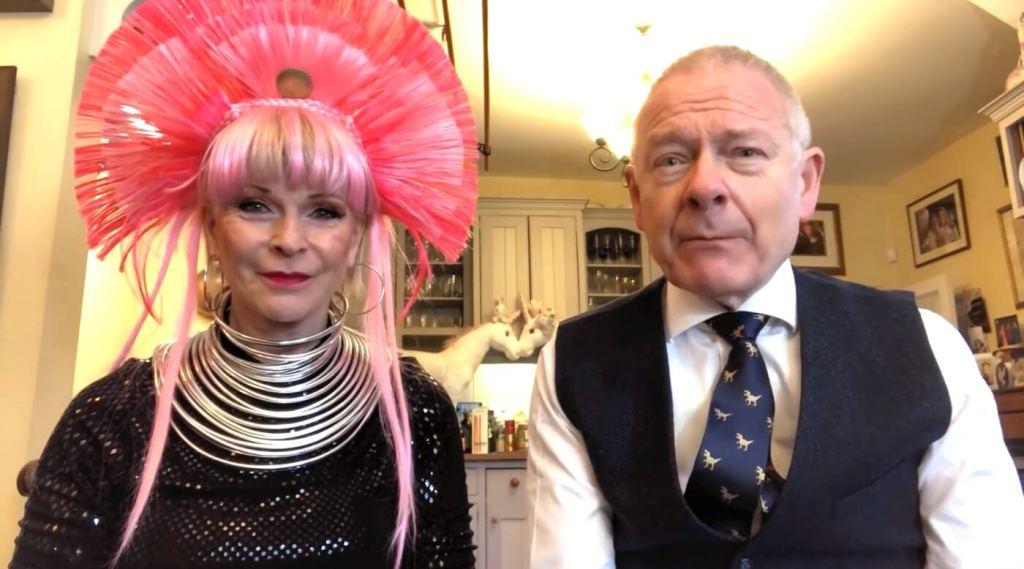 Toyah Willcox i Robert Fripp – Sunday Lunch (YouTube)