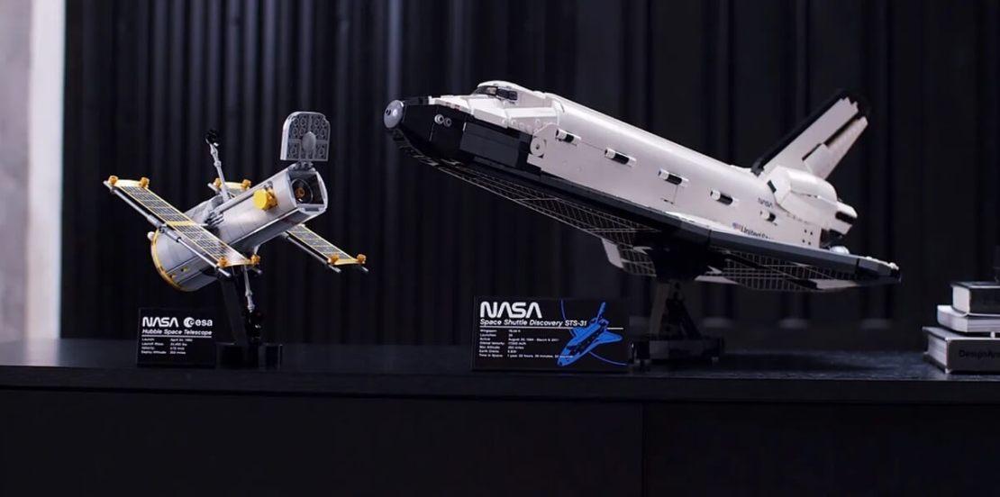 LEGO - Wahadłowiec Discovery NASA (10283)