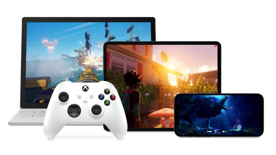 Xbox udostępnia cloud gaming na komputery z Win 10 oraz telefony i tablety Apple w formie bety dla użytkowników Xbox Game Pass Ultimate.