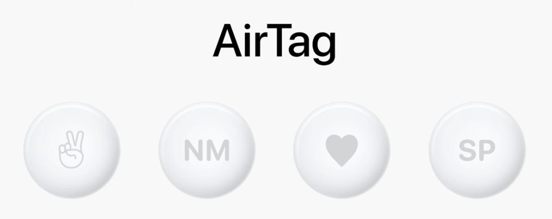 Lokalizator Apple'a – AirTag