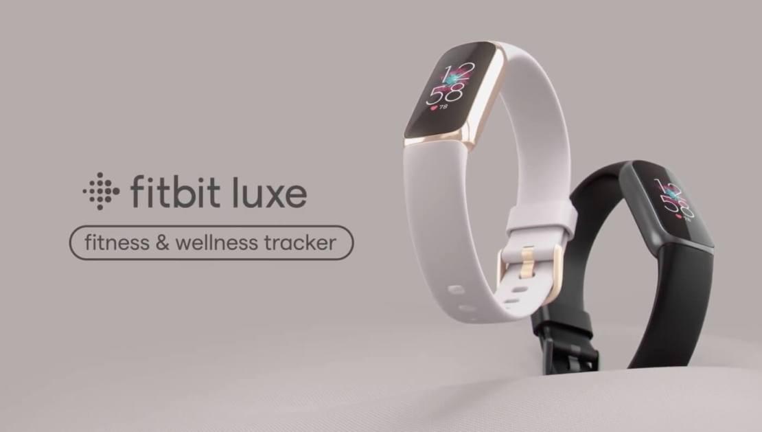 Fitbit Luxe - tracker (2021)