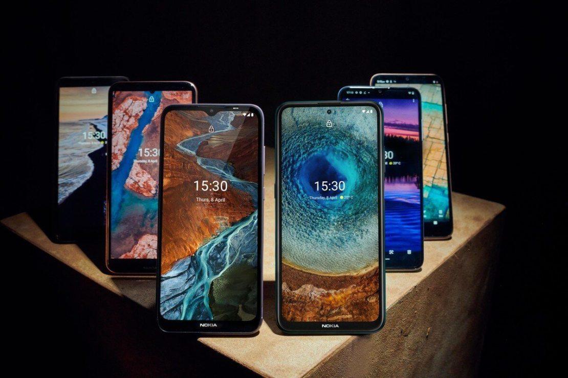 Nokia C10, C20, G10, G20, X10, X20