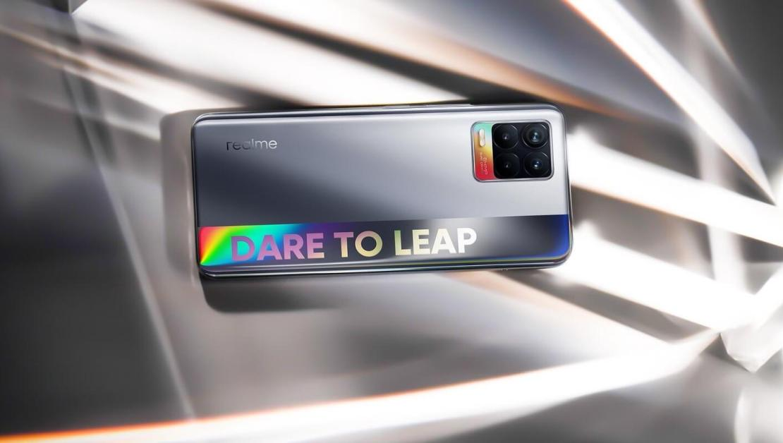 realme 8 Dare To Leap