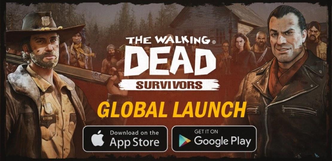 The Walking Dead – Survivors (gra mobilna iOS/Android)