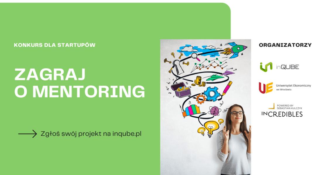 Zagraj o mentoring - konkurs dla startupów!