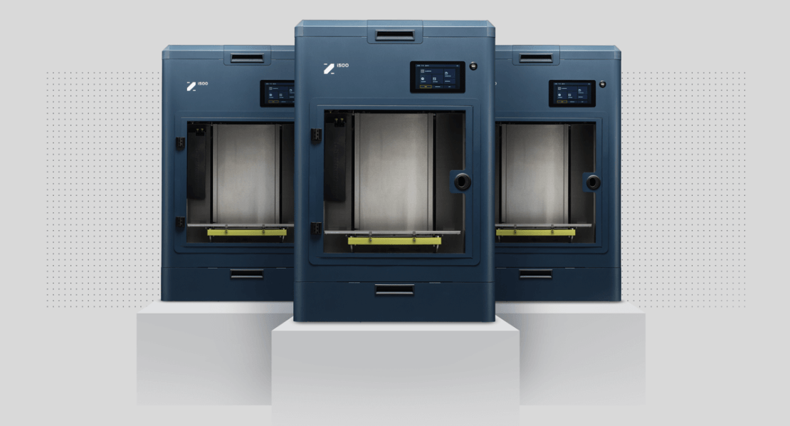 Polska drukarka 3D – Zmorph i500