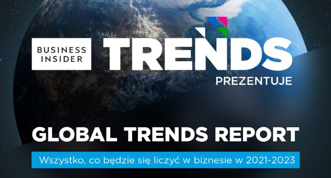 Business Insider Global Trends Report for 2021‑23