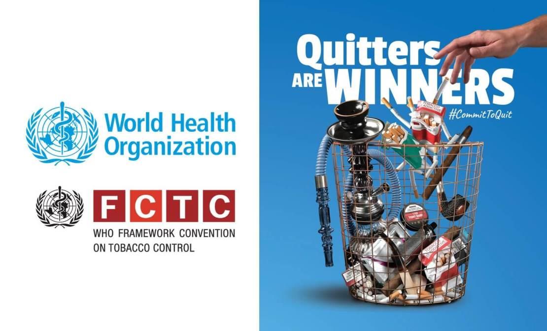 WHO – Światowy Dzień bez papierosa (31 maja 2021 r.)