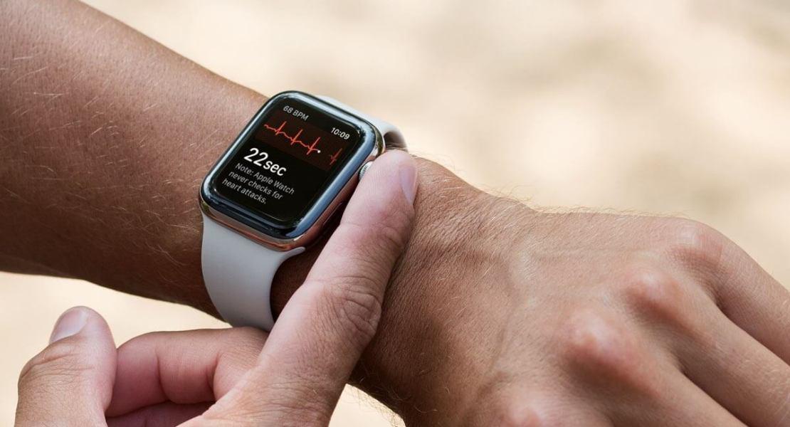 EKG na Apple Watchu