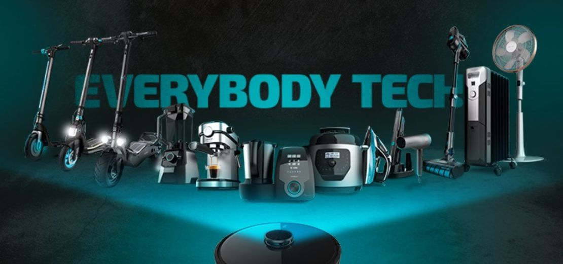 Cecotec - Everybody Tech