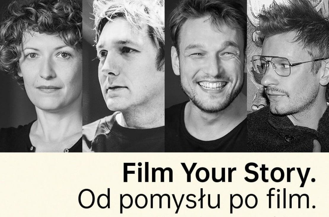 Webinar – Film Your Story. Od pomysłu po film.
