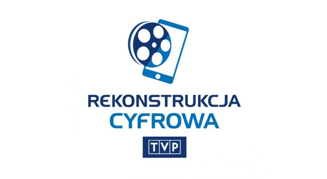 Rekonstrukcja Cyfrowa TVP (logo)