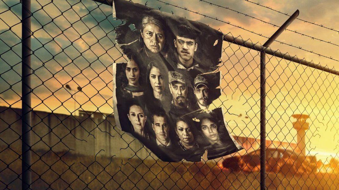 """My, ofiary"" (Somos.) serial Netflix 2021"