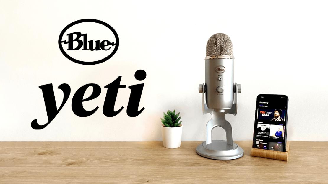 Blue Microphones - Yeti (recenzja)