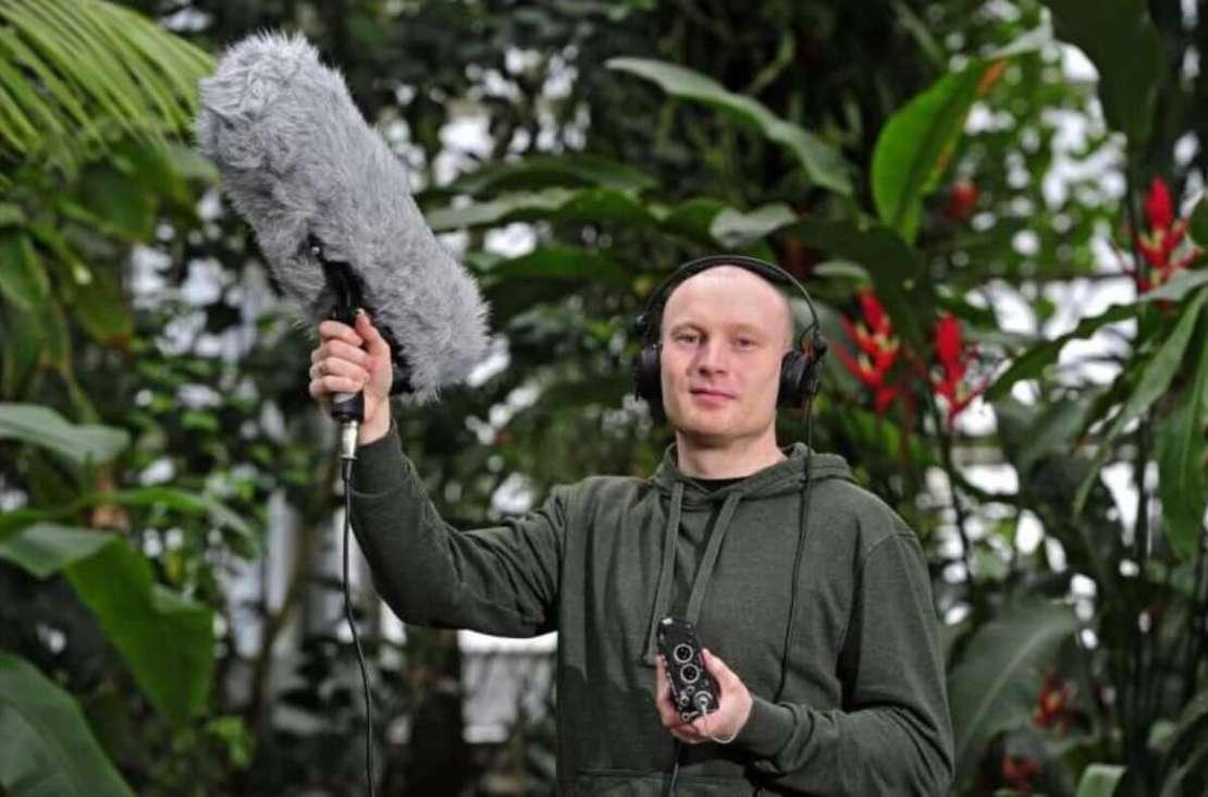dr Stefan Kahl (BirdNET)