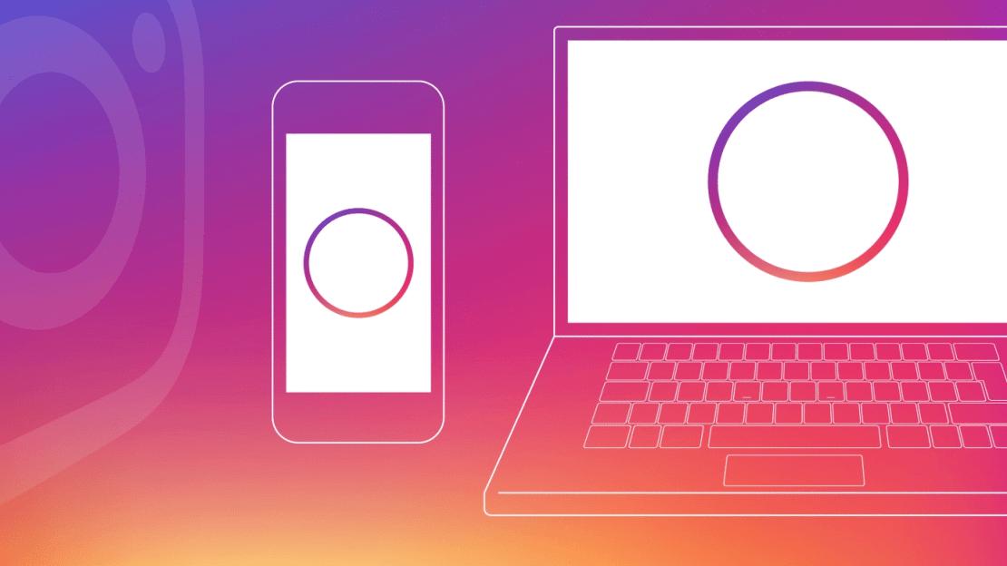 Instagram na komputerach - publikowanie postów