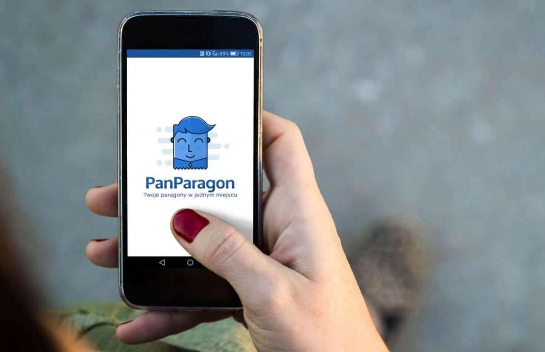 Aplikacja mobilna PanParagon