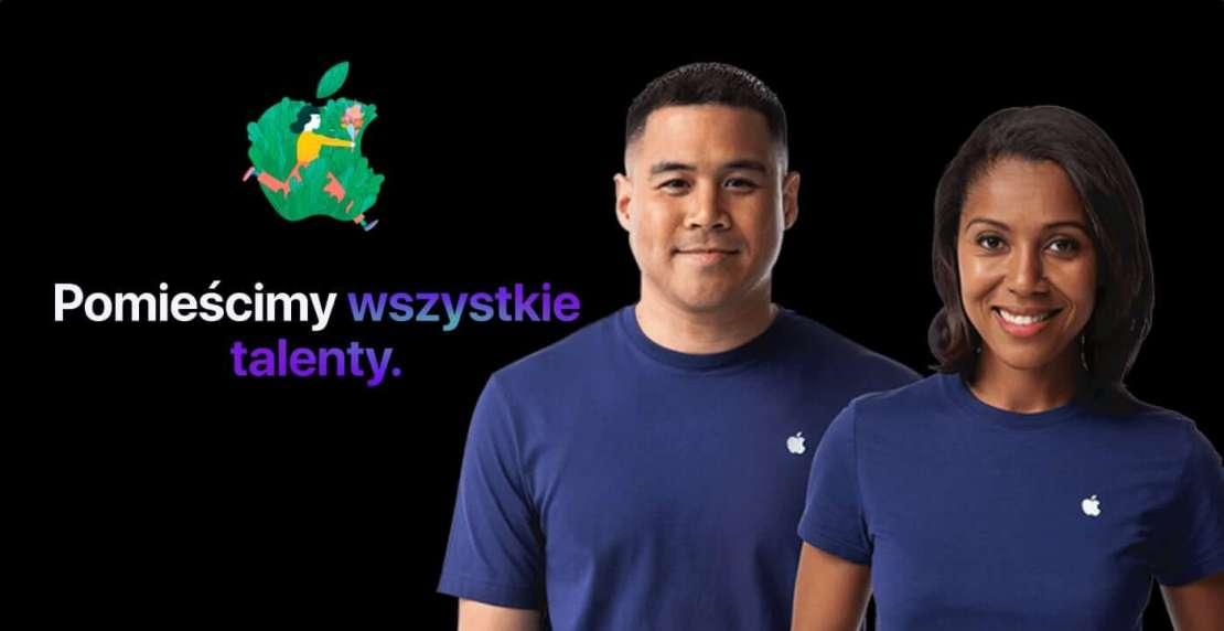 Apple Kariera – Pomieścimy wszystkie talenty!