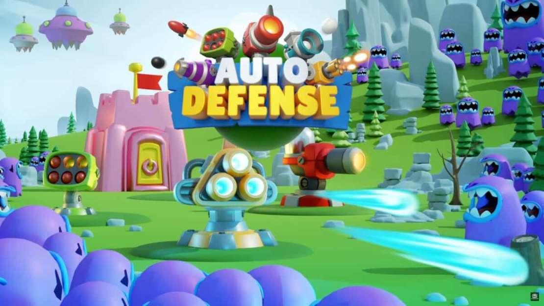 Auto Defense (Gameloft)