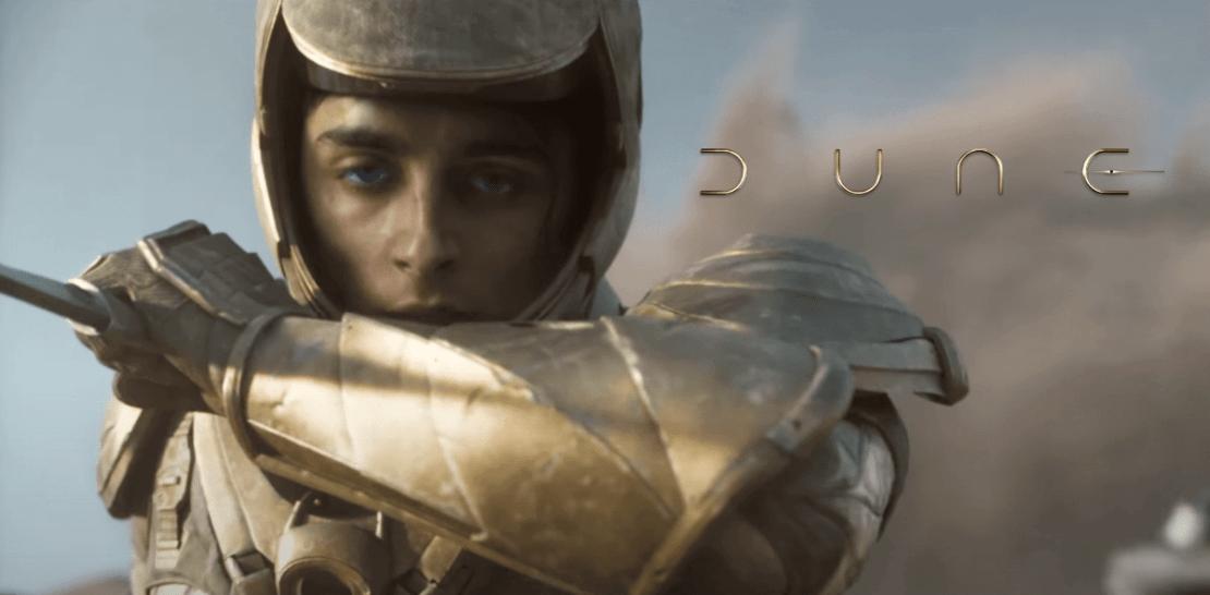 Zwiastun i zapowiedź premiery filmu Diuna (Dune, 2021) 22 października 2021 r.