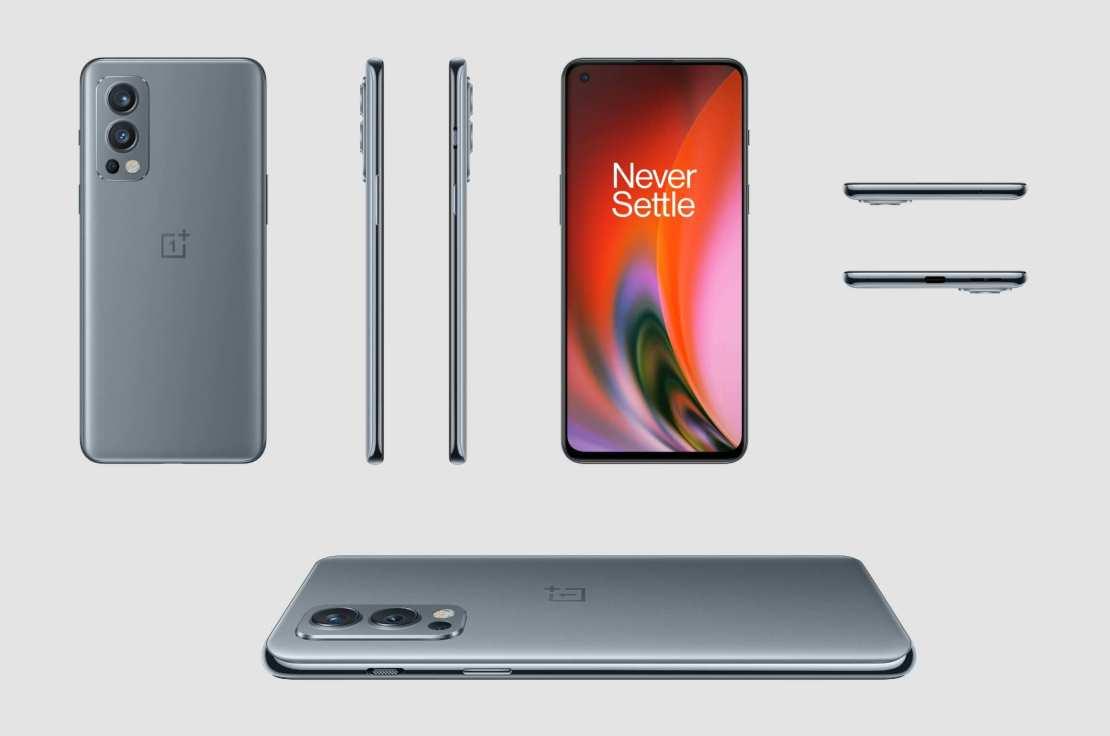 OnePlus Nord 2 5G (Grey Sierra)