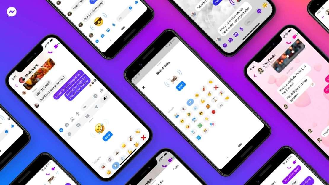 Dźwiękowe Emoji (Soundmoji) dostępne na Facebook Messengerze