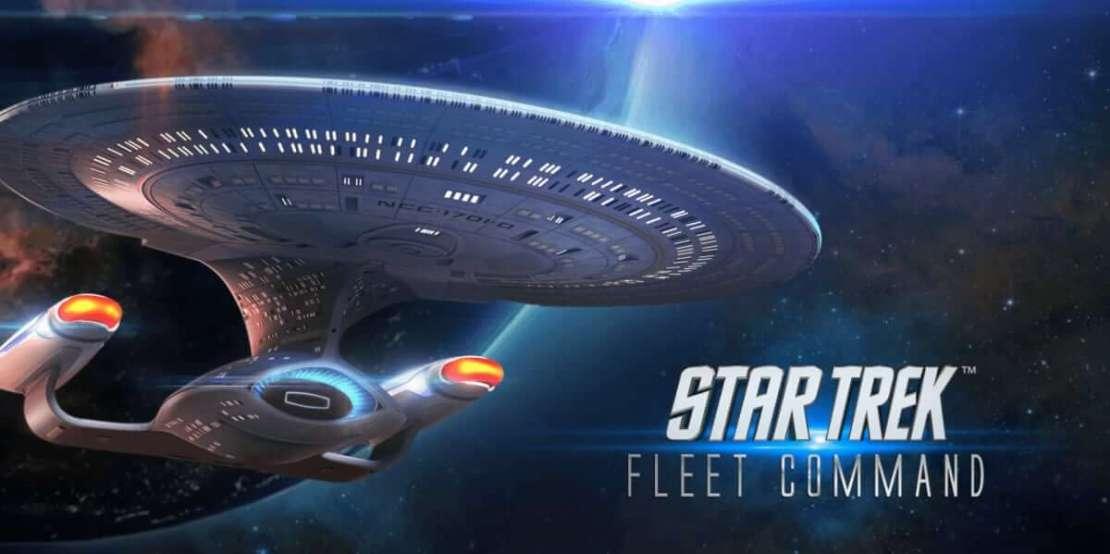 Gra mobilna Star Trek Fleet Command