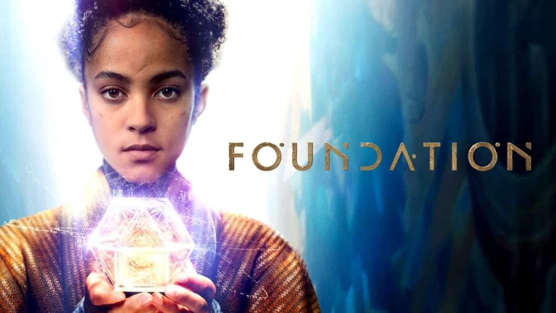 "Serial ""Foundation"" Apple Tv+ (2021)"
