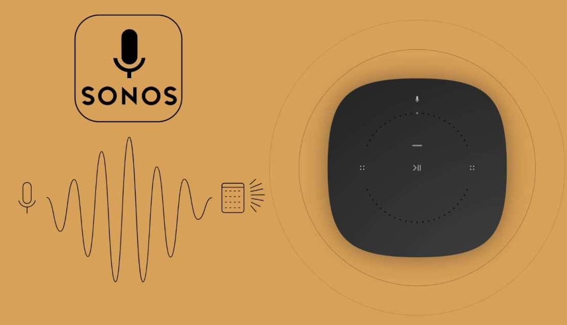 Asystent głosowy Sonos