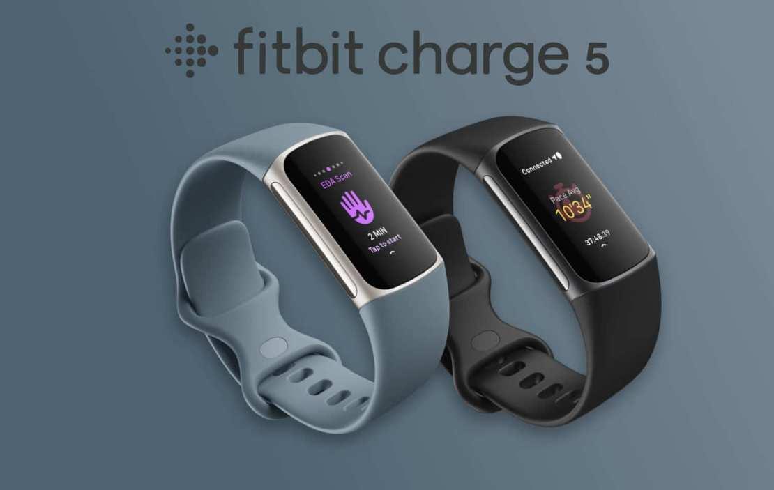 Fitbit Charge 5 (nowy tracker z 2021 roku)
