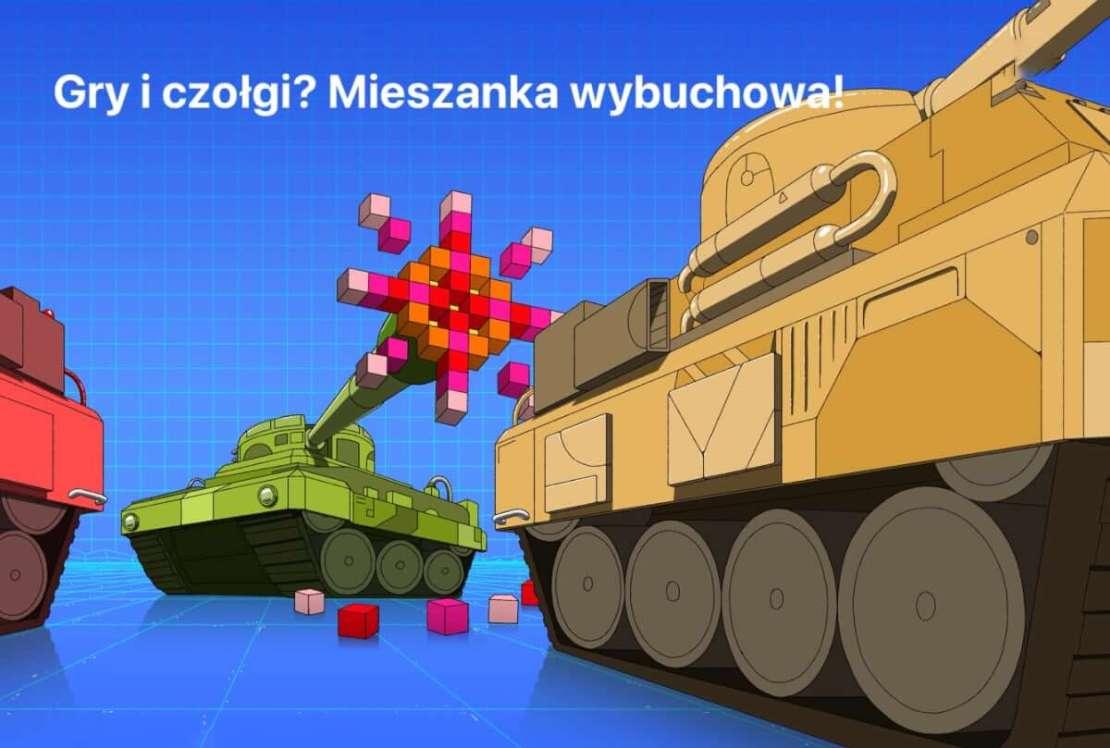 Ciekawe gry mobilne z czołgami